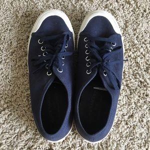 Tretorn for JCrew sneakers